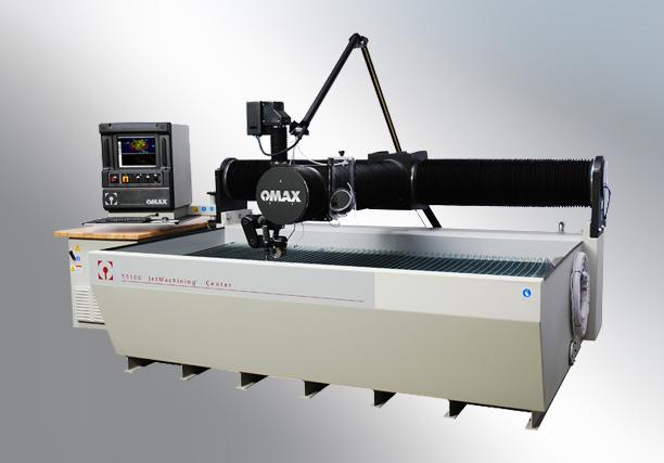 OMAX 55100 Precision WaterJet Cutting Machine